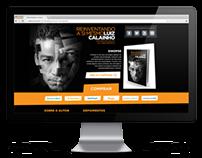 Luiz Calainho - Landing Page