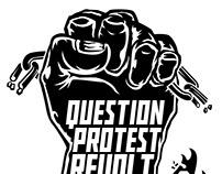 Question, Protest, Revolt