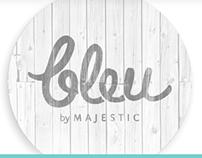 Bleu Branding @Voyou Communications