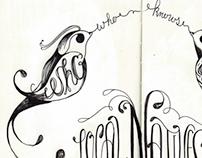 Best of my Sketchbook
