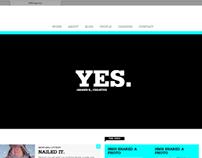 Agency Website / Brand Evolution