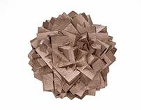 Wooden Geometry Serie