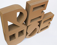 Recyclable Cardboard Type