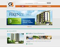 Site G4 Construções