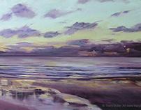 Kintra Beach Sunset, Islay