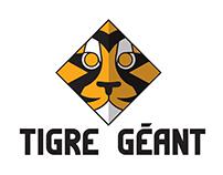 Tigre Géant (image de marque)