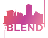 The Blend Logo & Website Header