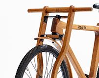 Diseño Bicicleta de madera - Woodworker