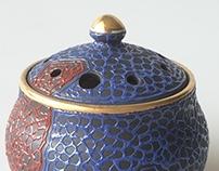 香炉【Incense Burner】