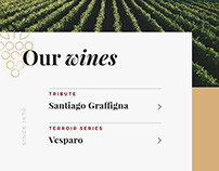 Graffigna Wines | Website
