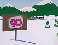 3D South Park (Video)