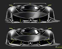 Mercedes Benz Lemans (2015)