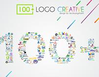 100 + Logos Creative