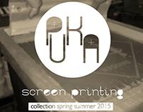 PUKA T Shirst spring - summer 2015