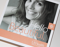 UF Health Plastic Surgery direct mail
