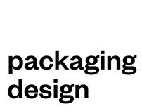 packaging designs 2010–2015