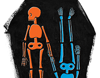 Skeleton Twins - Unbroken Bond
