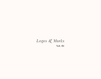 Logos & Marks - Vol. 01