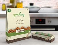Growcery | Branding & Packaging