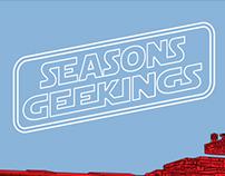 Season's Geekings