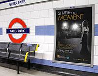 BAFTA Film Awards 2013 Publicity Campaign