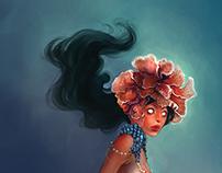 Full colour illustrations