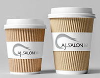 Branded collateral set – AJSalon 361