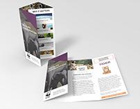 World Wildlife Fund: Wildlife Conservation Brochure