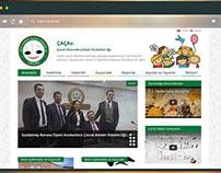 ÇAÇAv. Web Sitesi
