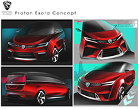 Malaysia Family Car Concept
