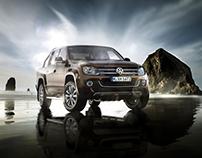 VW AMAROK | USA (CGI)