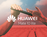Huawei Online ad