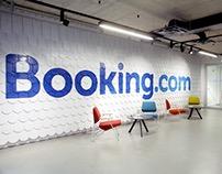 Booking.com office in Zagreb, Croatia