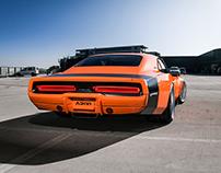 Dodge Charger Daytona   CGI