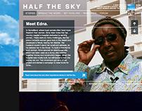 Half the Sky website
