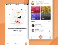 Fitness Community App