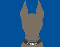 K9 Heeling Logo