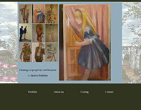 Website Design - Lief Bruylant