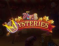 MYVEGAS MYSTERIES UI