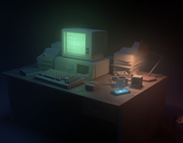 GAME ART - Ethernet project