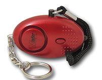 Personal attack alarm design