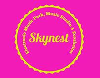 SKYNEST/Electronic Music Park-Music Studio & Ecoshelter