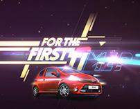 Toyota Vevo #ynot
