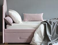 Детская кровать Marshmallow