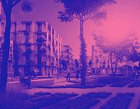 Projet urbain Satory, Saison Menu urbanistes