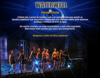 Atento Brasil - Evento Waterwall
