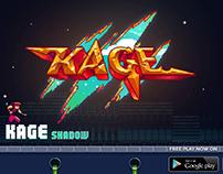 Classic Ninja Kage Shadow - Reskin prj