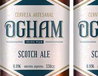 Ogham // Irish Pub