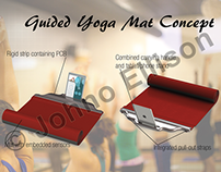 Guided Yoga Mat
