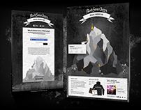 Magic Mountain Splash Page